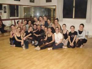Laboratorio coreografico Isabella