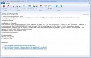 Una mail senza risposta