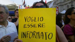 Il diritto ad essere informati