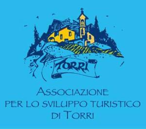 Il logo dell'Associazione per lo sviluppo turistico di Torri