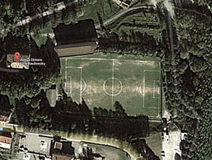 """Il Campo Sportivo """"Pirandello"""" di Cutigliano"""