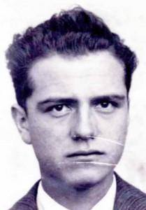Fenzo Baldassarri a 20 anni - 1911-1979
