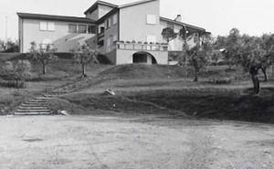 Villa Stonorov a Felceti