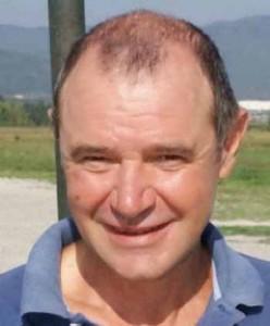 Antonio Sessa di Legambiente Pistoia