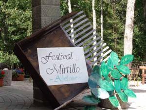 Il festival del mirtillo