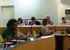 Il consigliere Alberto Natali (M5S)