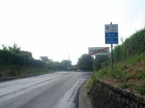 Strada Provinciale 47 verso Candeglia