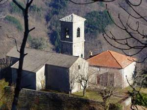 La chiesa di Torri