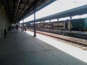 La stazione di Pistoia. 2