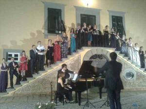 L'Aedo a Fubbiano (Lucca)