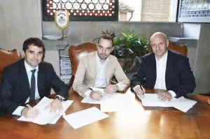 Antonio Travaglini, Samuele Bertinelli, Filippo Vannoni