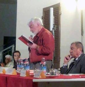 Mauro Banchini presenta il libro di Sangiorgi