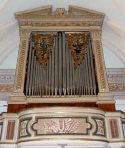 L'organo di Gavinana