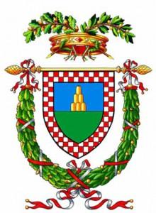 Lo stemma della Provincia di Pistoia