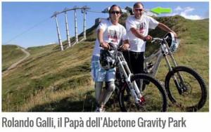 Rolando Galli papà di molte cose [*]