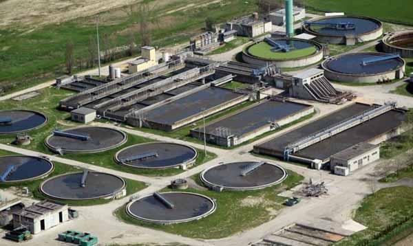 Impianto di depurazione delle acque