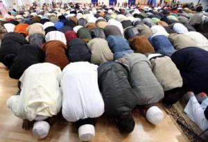 In preghiera