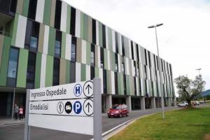 Il nuovo ospedale San Jacopo