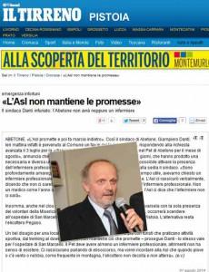 Il Tirreno, web, 1 agosto 2014