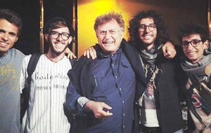 I Betterplace con Red Ronnie