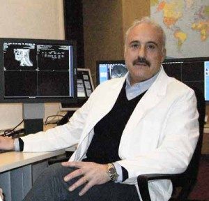 Il dottor Patrizio Pacini