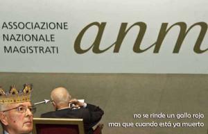 Congresso ANM associazione nazionale magistrati