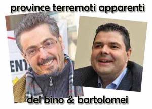 Giacomo Del Bino e Alessio Bartolomei