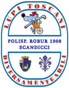 Il logo della polisportiva