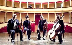 """Il """"Quartetto Roma classica"""""""