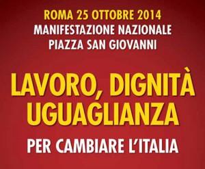 14_10_25- CGIL ROMA 25 OTTOBRE 2014