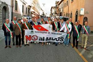 I Sindaci protestanti a Amatrice