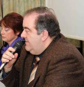 Giovanni Marruchi, dirigente dell'istituto Einaudi
