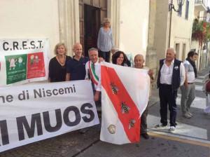 I rappresentanti del Crest Toscana