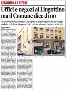 Il Tirreno, 22 ottobre 2014