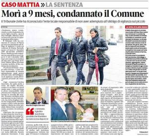 Il Tirreno, 8 ottobre 2014