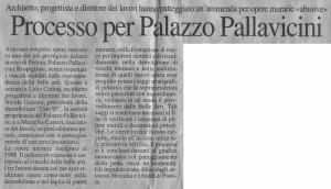 La Nazione, venerdì 9 giugno 2000, pag. 3 Pistoia