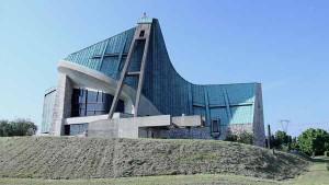 La chiesa dell'Autosole