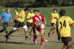 Rugby Pistoia-Lunigiana Rugby, 26102014