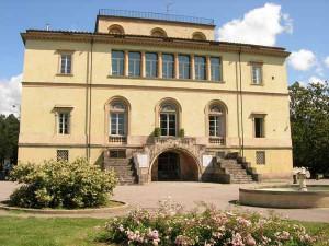 Villa di Scornio, sede della Scuola di Musica e Danza Mabellini