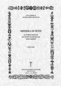 La copertina del catalogo