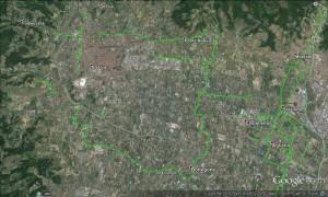 La mappa del cemento-amianto