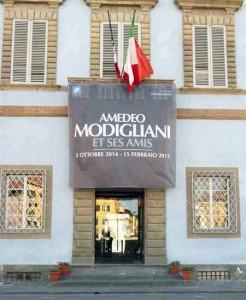 Modigliani in mostra a Pisa