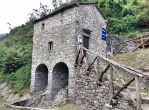 Il mulino di Giamba all'Orsigna