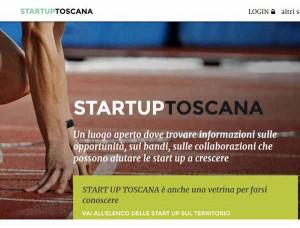 start up toscana